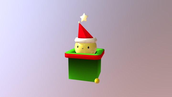 Slime Crate 3D Model