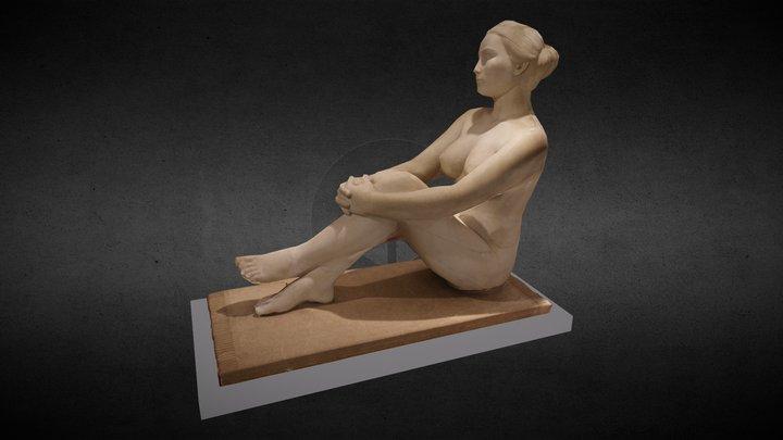 MIRANT LA MAR - Anton Casamor Espona 3D Model