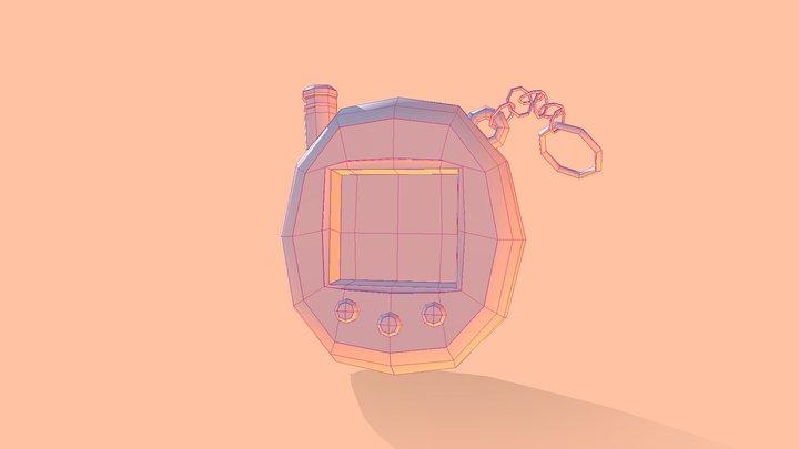 #TamagotchiChallenge [ENDED] 3D Model