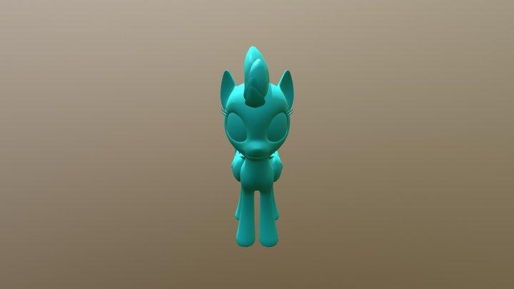 Lightning Dust 3D Model