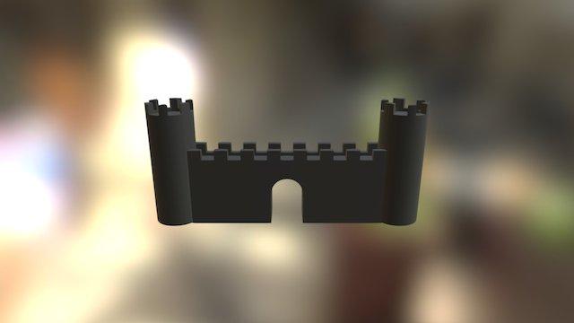 Krasse Burg v1.337 3D Model