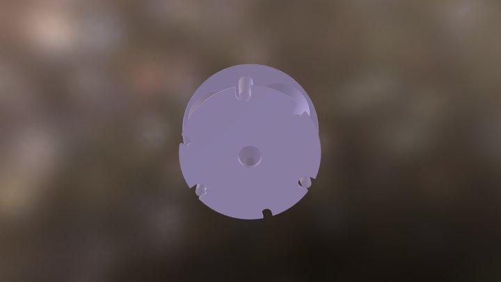 3D RONDO LMP170R-3L-CC-XRE-REFRACTOR 3D Model