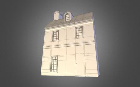 DexterHouse 3D Model