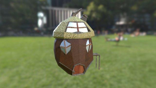 Casa Tipo 1 3D Model