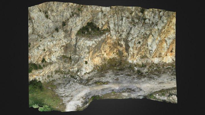 Cava di S. Giuliano Terme (PI) 3D Model