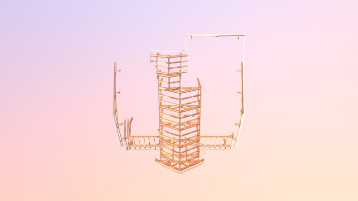Penticton Residence 3D Model