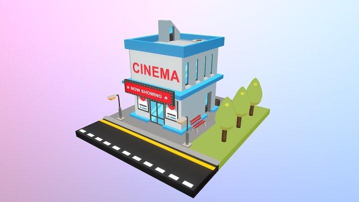 Isometric: Cinema 3D Model