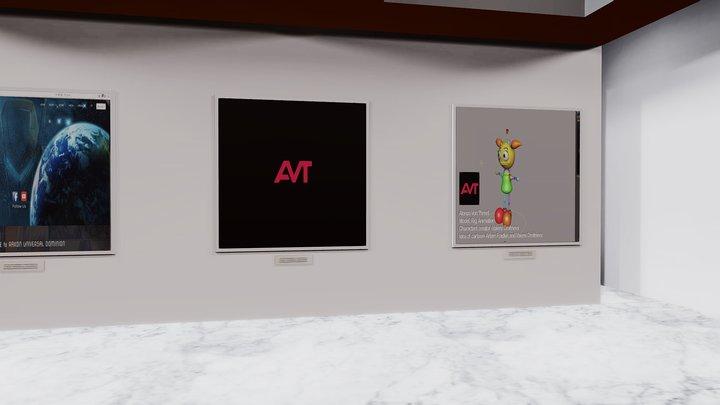 Instamuseum for @avtpro 3D Model