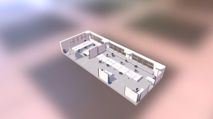 Cornish Junior Studios - Fall 2015 3D Model