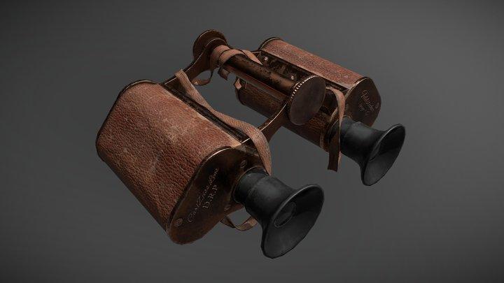 BinocularA 3D Model