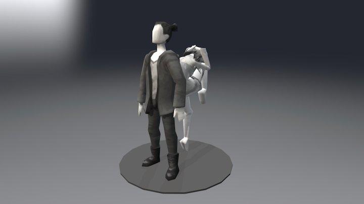 Francis & Fanny 3D Model