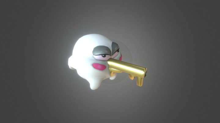 Keyzer Animation - Wario Land 4 3D Model