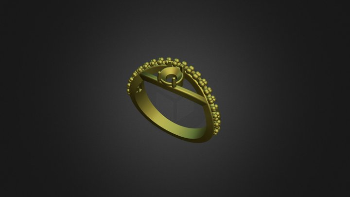 Ring CSN078 3D Model