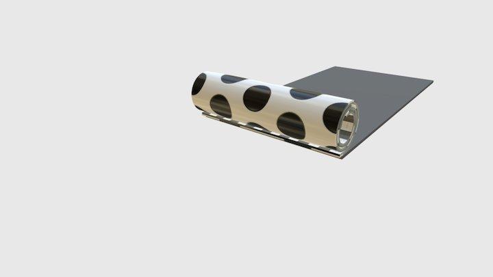 Alembic animation test 3D Model