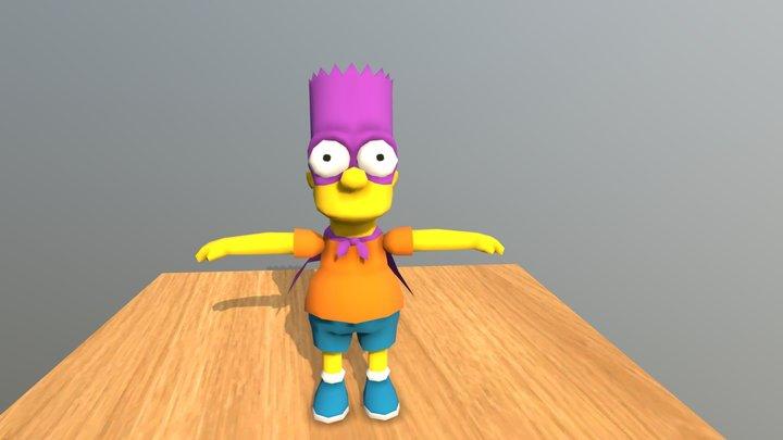 Bartmen 3D Model