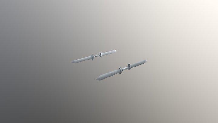 ULTIMATE SWORD 3D Model
