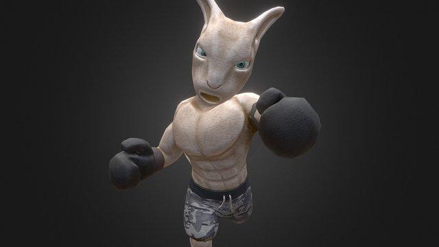 Roger Jr. 3D Model