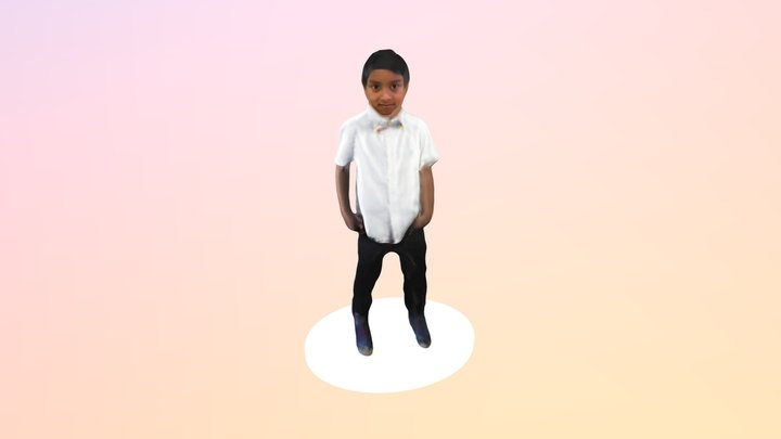 Gaurav Son From Awais 3D Model