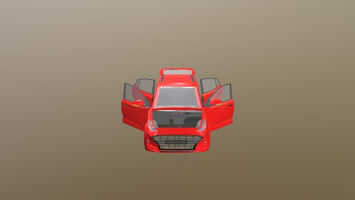 G-i10 3D Model