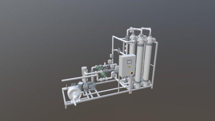 UF 3D Model