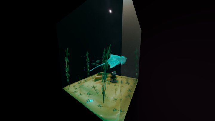 Mikolaj - Teeming Atlantis - 19420074 3D Model