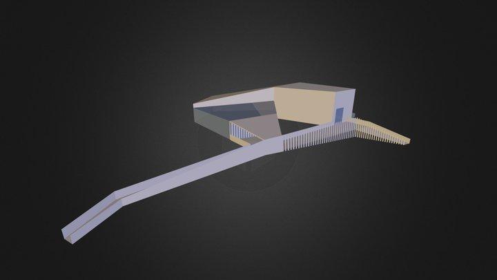 Tovabb_Uj 3D Model