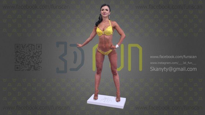 1075 Scan 181 3D Model