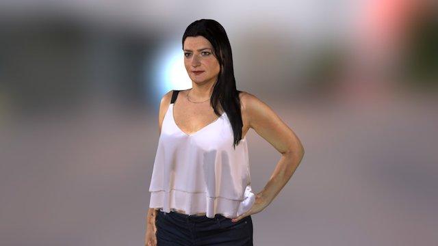 "Escaneado corporal ""Artec Eva"" 3D Model"