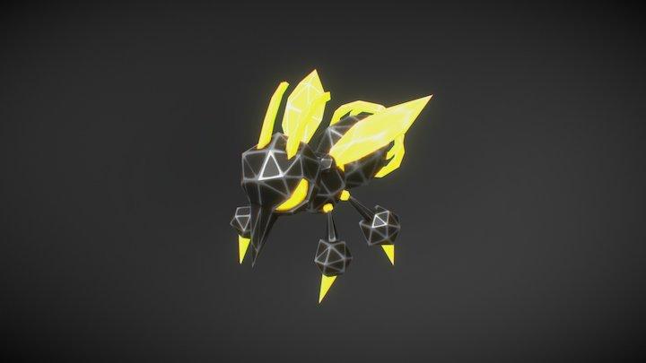 Bitebot 3D Model
