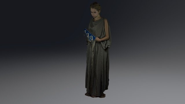 Grec5 3D Model