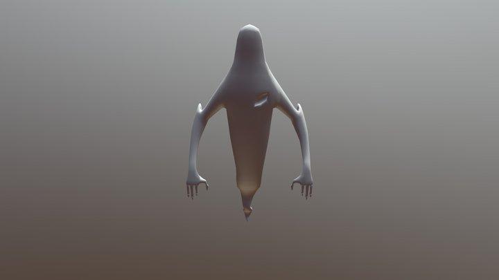 Ghost Freak 3D Model