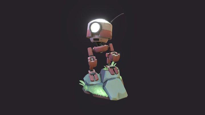 Night Watch 3D Model