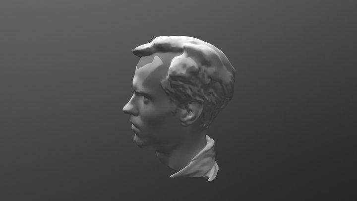Adam Hlava (Cut 1) 3D Model