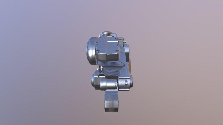 Dmitri_Engine_2 3D Model