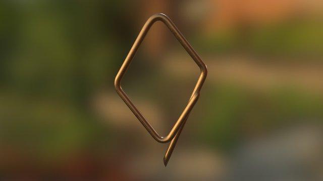 Clip #8230 3D Model