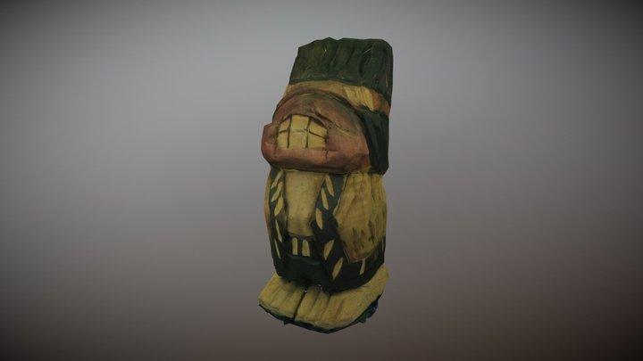 Indio Picaron 3D Model