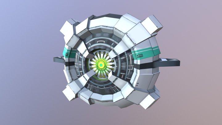 CH4RG3 3D Model