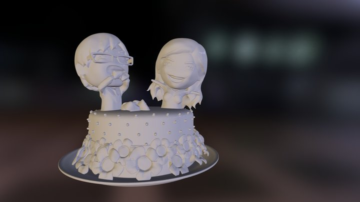 PatKee 3D Model