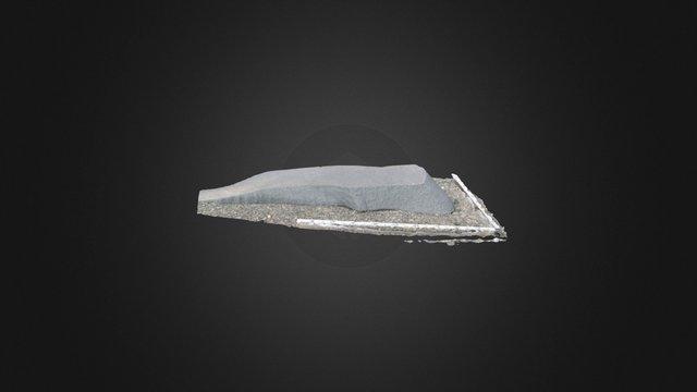 Ventifact 2 3D Model