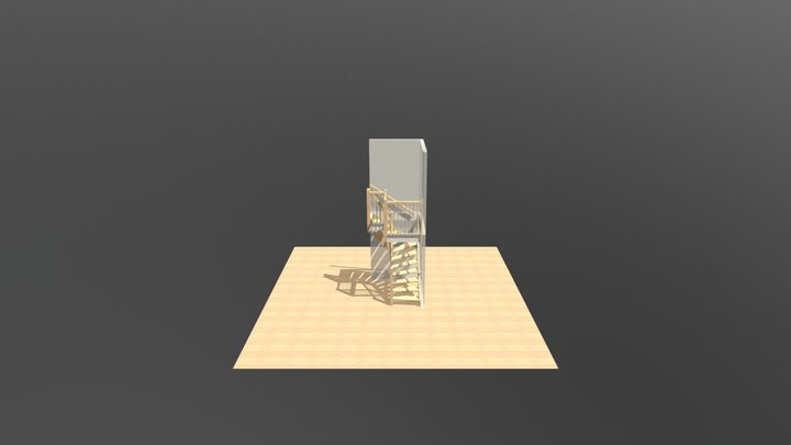 Karlsson 3D Model