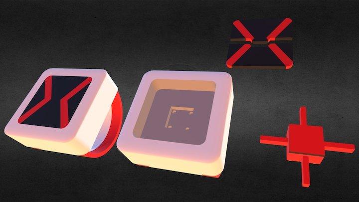 Ben 10 Omniverse - Albedo's Stabilizer 3D Model