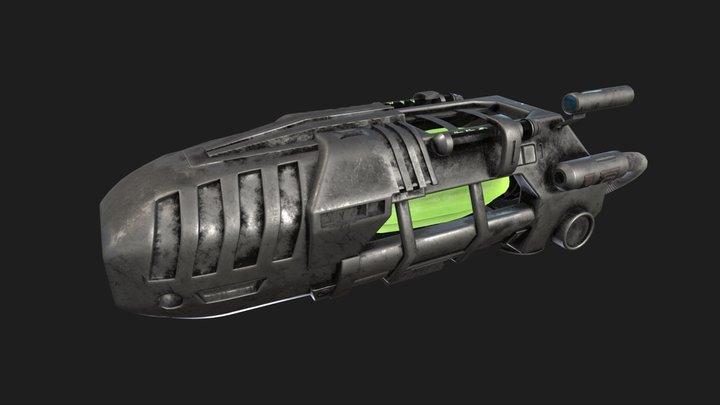 Shrinker 3D Model