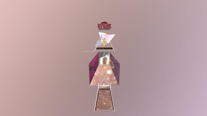 Main 3D Model