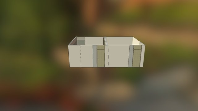14F Office 3D Model