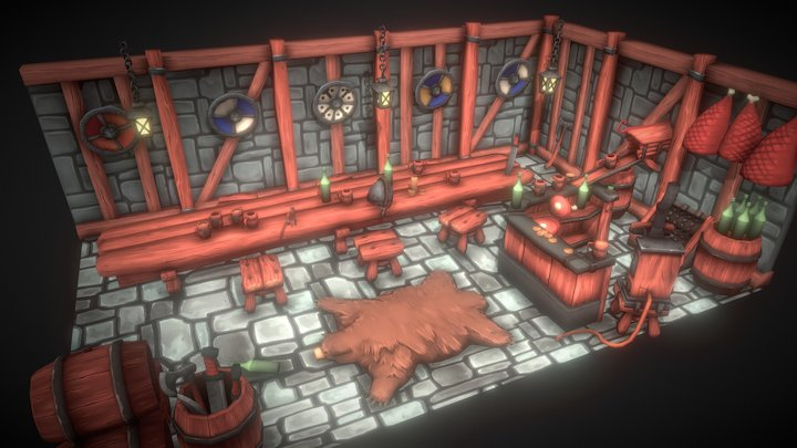 Another tavern 3D Model