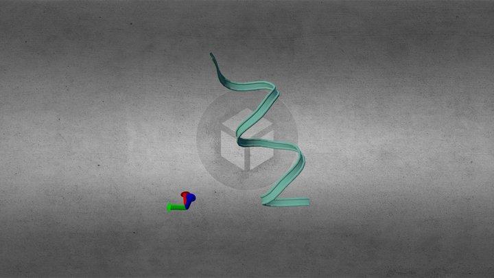 Proteina 3D Model