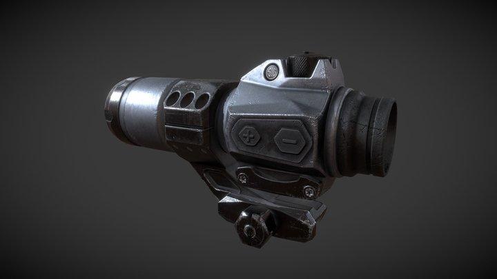 Sig Sauer Sight 3D Model
