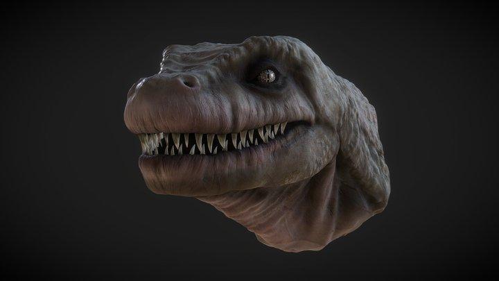 bull raptor 3D Model