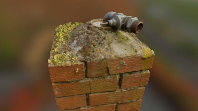 Brickpost 3D Model