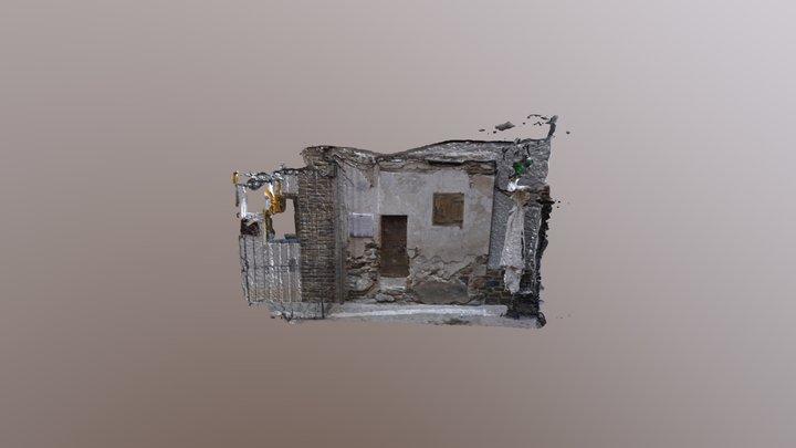 Presó De Dones 3D Model